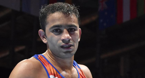 Boxing: Amit Panghal becomes first Indian to enter world championship finals