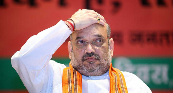 Congress moves Election Commission against Amit Shah