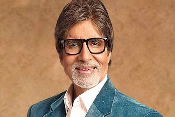 Big B to divide property equally between son and daughter