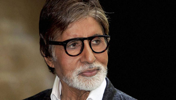 Writing about Nepal quake not for publicity: Big B