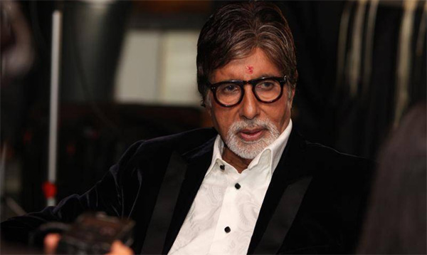 Amitabh completes 48 years in Bollywood