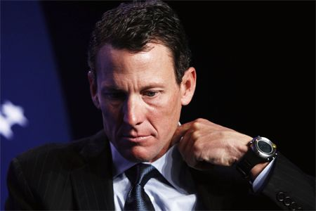 Lance Armstrong - Downfall of a sporting icon