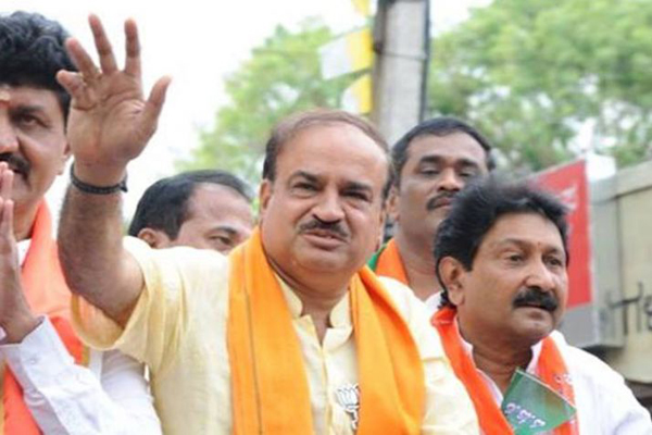 3-day mourning in Karnataka for Ananth Kumar