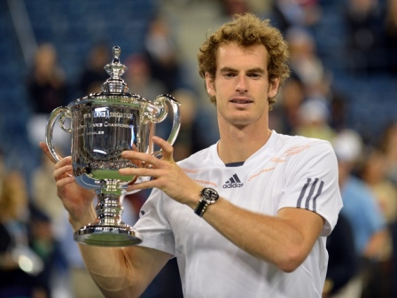 US Open: Murray wins Grand Slam title at last