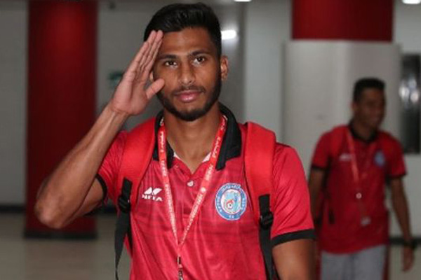 Jamshedpur FCs Aniket lives ISL dream after making debut