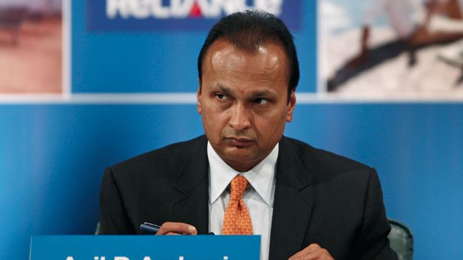 Anil Ambani calls on KCR, ready to invest in Telangana