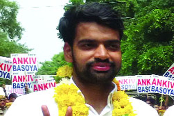 ABP leader quits as DUSU president on fake degree charges
