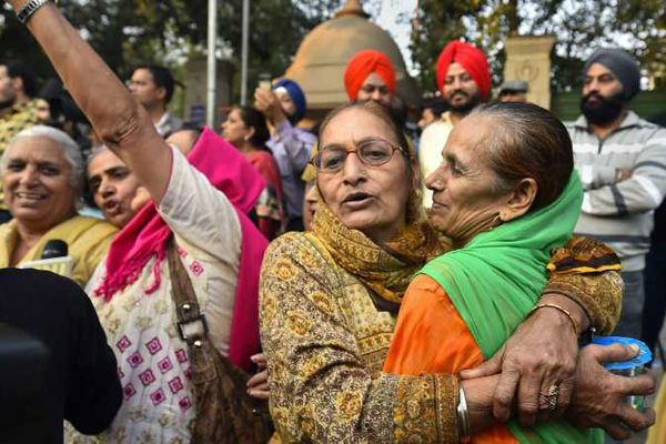 Delhi court awards death penalty to Yashpal Singh in 1984 anti-Sikh riots case