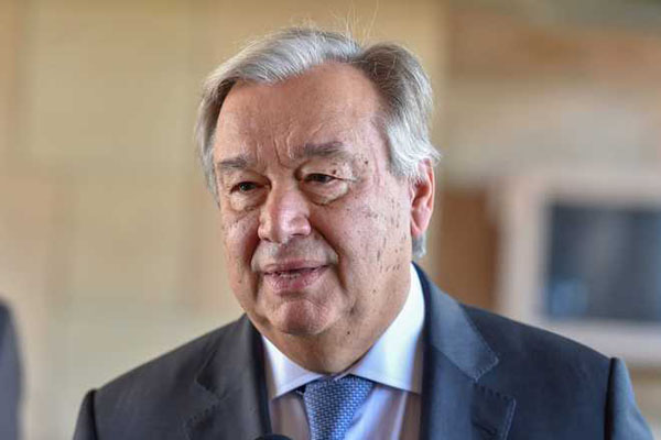 UN chief condemns attack on peacekeepers in Mali