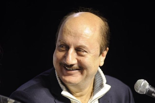 I approached Silver Linings Playbook as newcomer: Anupam Kher