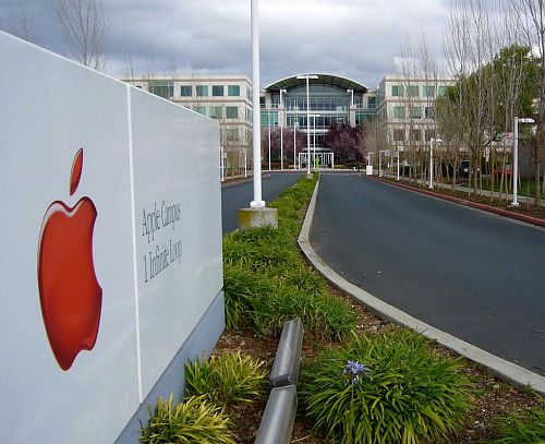 Apple to buy mobile security firm