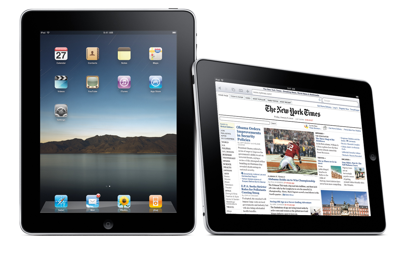 Apple may launch another iPad in 2013
