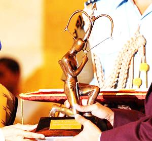 No changes to Arjuna Awards recommendation list