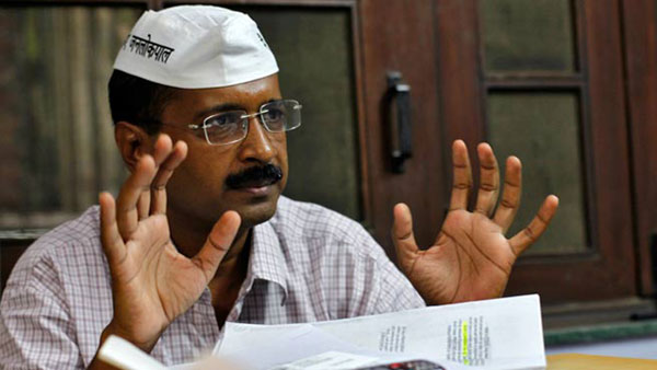 Aam Aadmi Party, Congress served IT notice over funding