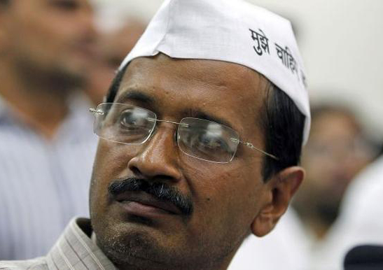 Delhi BJP legislator sends legal notice to Kejriwal