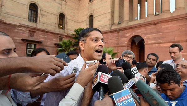 Arvind Subramanian appointed new chief economic advisor