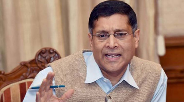 Growth not picked up as expected: Arvind Subramanian