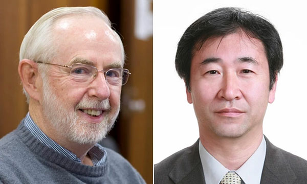 Two scientists share 2015 Nobel Prize in Physics