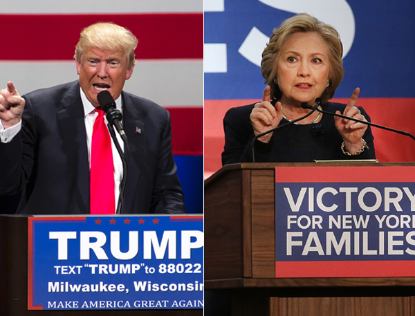 Wisconsin primary: Front-runners face speed bumps