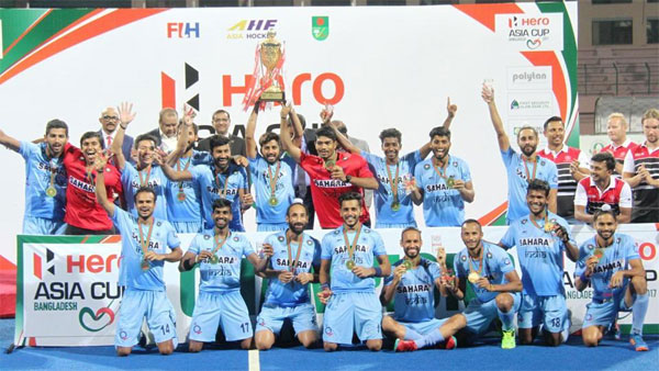 Asia Cup final: India beat Malaysia to end decade long wait