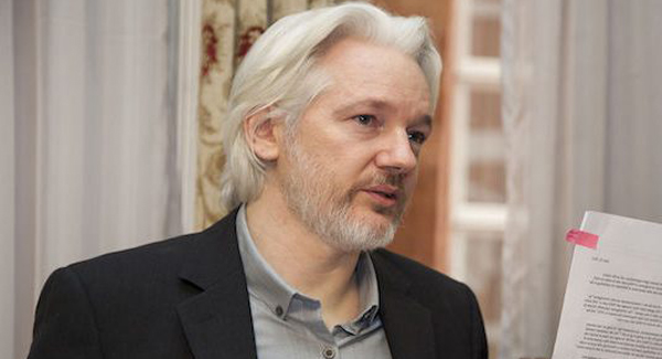 UN panel calls WikiLeaks founders UK sentence excessive