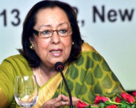 Congress has done nothing for Muslims: Najma Heptulla