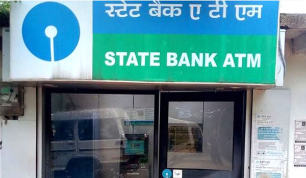 Over Rs 12 lakh looted from SBI ATM in Rajasthans Bharatpur