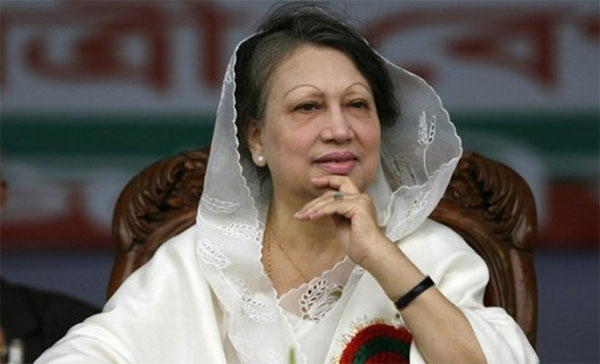 Khaleda freshly charged over 2015 blockade violence