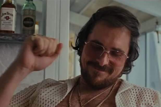 Bale suffered herniated disc for American Hustle role
