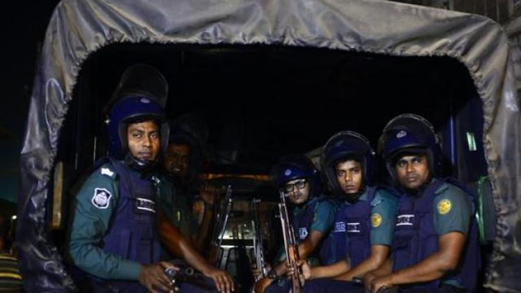 9 militants killed in Dhaka raid