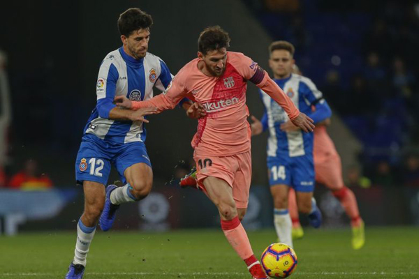 Barcelona decide not to play La Liga game in US