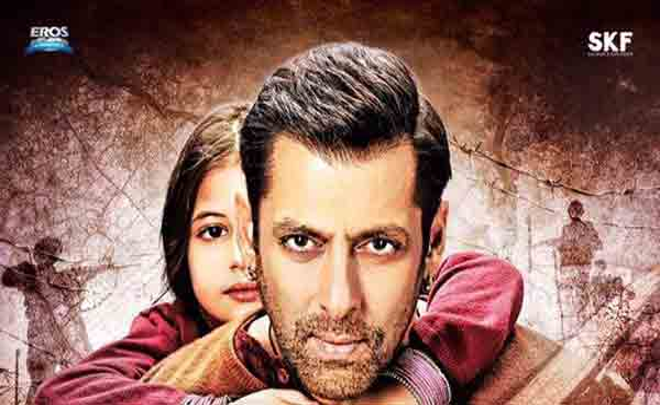 Bajrangi Bhaijaan zooms past Rs.100 crore in opening weekend
