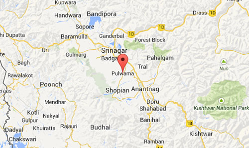 Guerrilla killed, soldier wounded in Kashmir gunfight