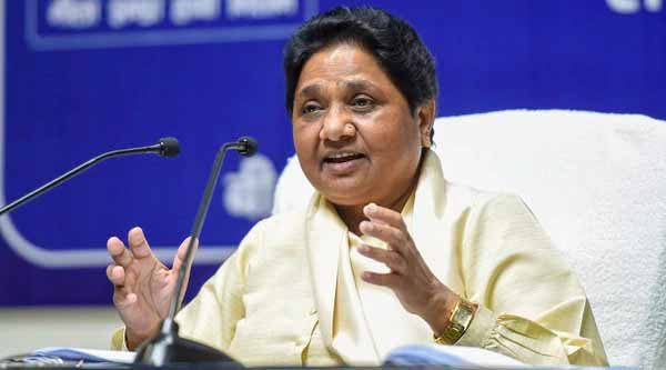 BJP, Cong did little to end poverty: Mayawati
