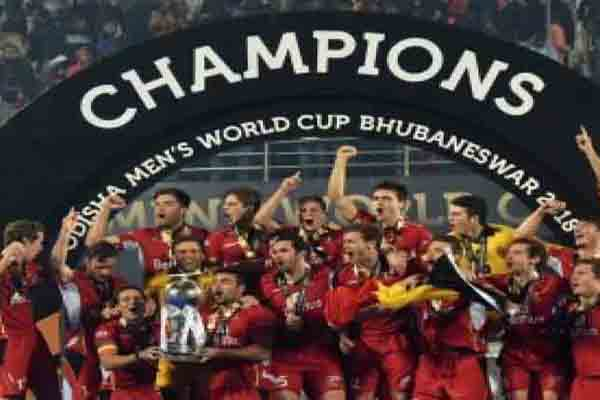 Its written in the stars, World Champions Belgium say after victory