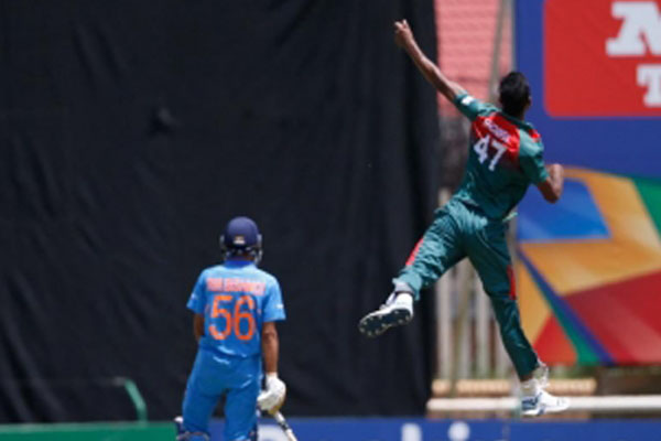 Was waiting to meet India in U-19 WC final, says B