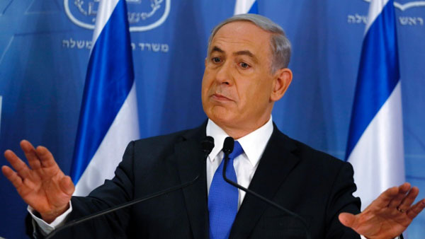 Israeli PM says he is willing to meet Palestinian president