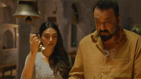 Watch: 'Bhoomi' trailer promises glorious comeback for Sanjay Dutt