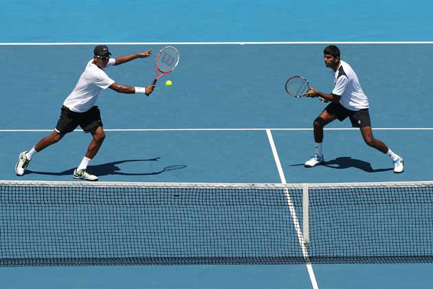 Bhupathi-Bopanna start Olympics campaign with win