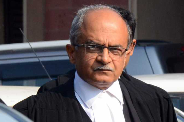 Activists support Prashant Bhushan in contempt case, file plea in Supreme Court