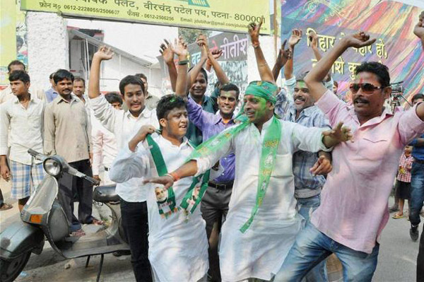 Bihar mandate a victory of secular forces