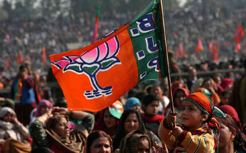 BJP storms to power in Haryana, set to form govt in Maha too