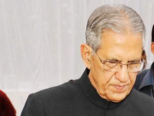 UP governors resignation accepted