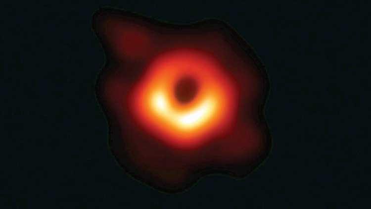 First-ever image of monster black hole captured