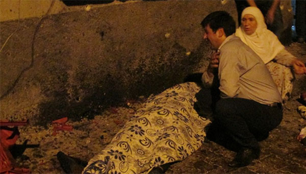 Suicide bomber in Turkish wedding attack 12-14 years old