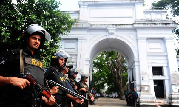 Third secular blogger hacked to death in Bangladesh