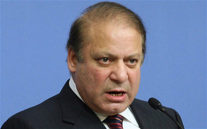 Sharif seeks US help to resolve issues with India
