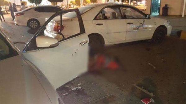 Suicide bomber killed in blast near Jeddahs US consulate