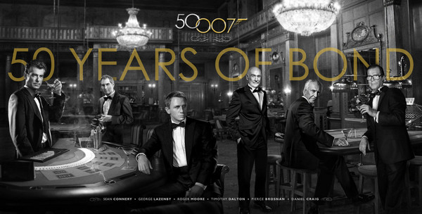 85th Oscars to feature special celebration of James Bond