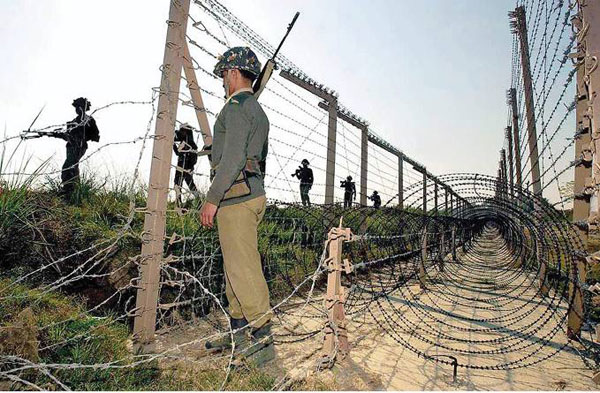 India-Pakistan border continues to crackle; two more killed on Indian side